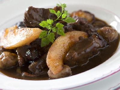 Les viandes domestiques sauvages venaisons et gibiers - Cuisiner du sanglier au four ...
